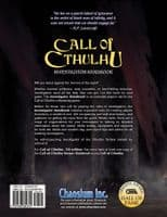 Call of Cthulhu 7th Edition: Investigator's Handbook | Black Star Games | UK